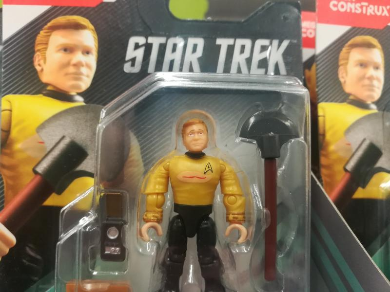 Amok Time Kirk Action Figure